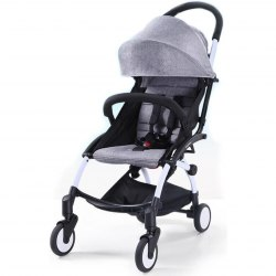 Коляска Babytime Grey