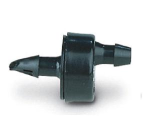Самопробивной эмиттер XB-10PC,(черный) расход 3,8 л/с