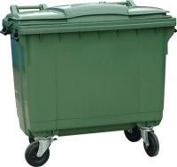 Контейнер мусорный 660 литров