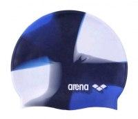 Шапочка Arena Pop Art Cap модель 77 (цвет синий-голубой-белый)