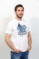 Футболка мужская Let's Go Dinamo