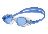 Очки Arena Cruiser Easy Fit (цвет голубой-голубой-прозрачный)