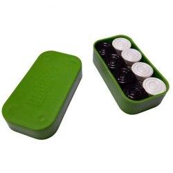 Шашки (в пластиковой коробке)