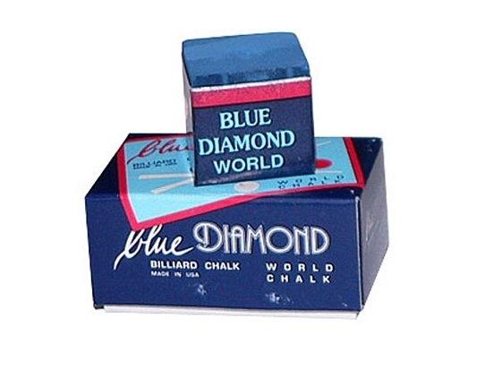 """Мел синий """"Алмаз"""" (Diamond), комплект 2 шт."""