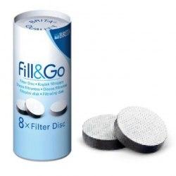 Сменные фильтрующие диски-картриджи BRITA Fill&Go