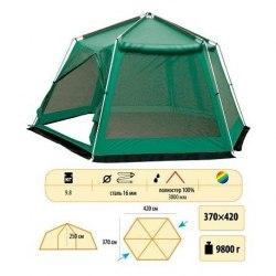 Палатка - шатер SOL MOSQUITO GREEN/ORANGE/BLUE