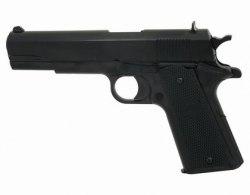 Страйкбольный пистолет софтэйр STI M1911 CLASSIC пружинный, кал. 6 мм