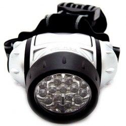Фонарь налобный 19 LED Ultraflash LED 5353