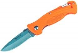 Нож складной GANZO G611-O; G611-G