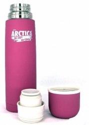 """Термос с узким горлом,""""Арктика"""" с эффектом шёлка 103-500 К"""