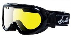 Маска горнолыжная Bolle Nebula Black / Lemon Gun 20964