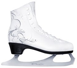 Фигурные коньки СК Ladies Lux 50/50% Leather (взрослые)