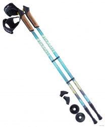 Палки для скандинавской ходьбы 77-135 см Berger Starfall