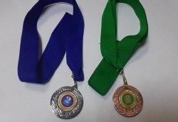 Медаль с эмблемой место