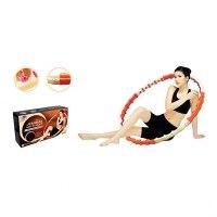 Массажный обруч (хулахуп) Jemimah Health Hoop II 1,7 кг