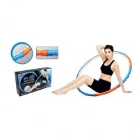 Массажный обруч (хулахуп) New Body Health Hoop 1,1 кг