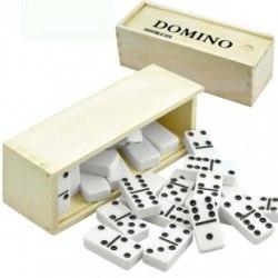 Домино в деревянной упаковке 4010D