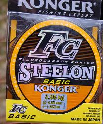 Леска Konger Steelon FC-1 Feeder, BASIC