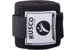 Бинты RUSCO для бокса RSC-12655 черный