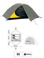 Туристическая палатка Tramp Colibri