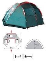 Палатка Tramp Olygarch
