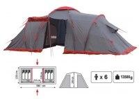 Палатка Tramp Brest 6 XP