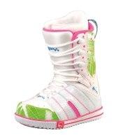 Ботинки для сноуборда Trans Profile Girl white