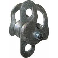 """Блок-ролик двойной """"Спасатель"""" D35/26 мм сталь с подшипником"""