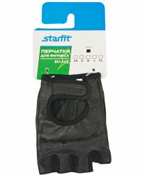 Перчатки для фитнеса STARFIT SU-115
