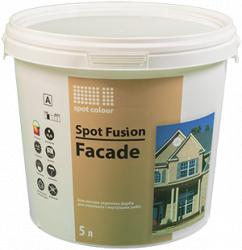 Краска фасадная Spot Fusion Facade Eco Spot Colour