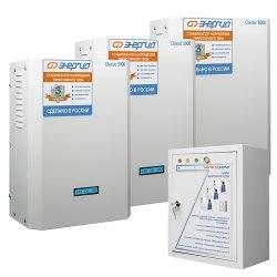 Трёхфазный стабилизатор напряжения Энергия Ultra 36000/3 модульный 3ф нагрузка