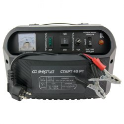 Трансформаторные зарядные устройства Энергия СТАРТ 40 РТ