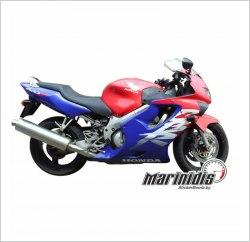 "Комплект мото наклеек ""Honda CBR 600 F"" модель 1999"