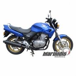 "Комплект мото наклеек ""Honda CB 500"" модель 2002"