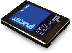 """Твердотельный накопитель SSD 120GB Patriot Burst 2.5"""" SATA3 TLC 3D"""