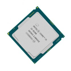 Процессор, Intel, 1151v2 i3-8100, оем, 6M, 3.60 GHz, 4 Core CoffeLake, HD630