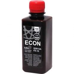 Тонер черный (black) HP MAK© Econ Q2612A/FX10 100г