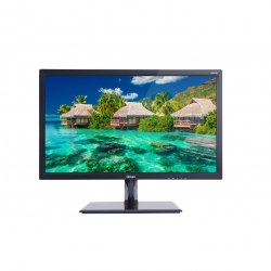 "Монитор Qmax M985B LCD 18.5"" Black, 1366x768 (LED), 5ms, 200 cd/m2, 5M:1, D-Sub"