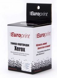 Тонер-туба Europrint EPC-P3010, Для принтеров Xerox Phaser 3010/3040, WC3045, 2300 страниц.