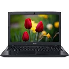 Ноутбук Notebook Acer Aspire E5- 553G 15.6 HD (1366x768)/AMD A10-9600P QC 2.4GHz/4GB/1TB/AMD Radeon R7 M440 2GB/no ODD/DOS/Black