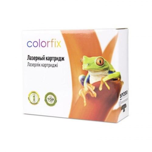 Картридж Colorfix SP200HE, Для принтеров Ricoh Aficio SP200/SP202/SP203, 2600 страниц.