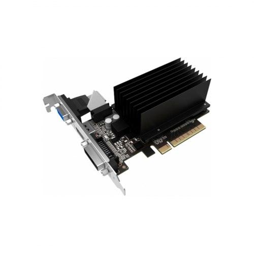 Видеокарта, PALIT, GT730 2048M 4710636268410, NEAT7300HD46-2080H, sDDR3, 64B, CRT, DVI, HDMI, Цветная коробка