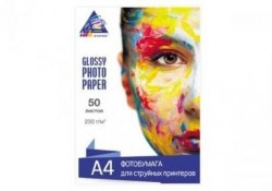Фотобумага INKSYSTEM Glossy A4 230 г 50 листов