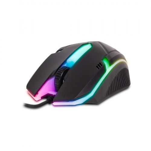 Мышь, X-Game, XM-770OUB, Оптическая,1000dpi, USB, Длина кабеля 1,35 метра, Чёрный