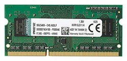 Модуль памяти для ноутбука, Kingston, KVR16LS11/4, DDR3L, 4 GB
