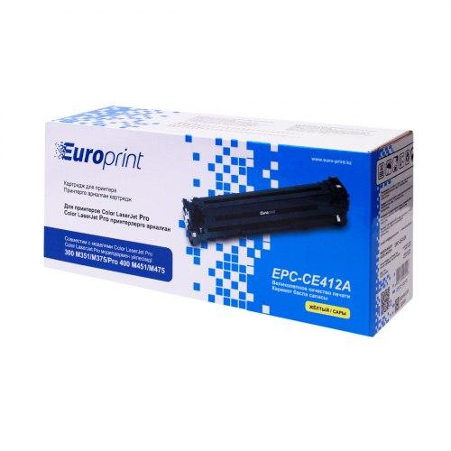 Картридж, Europrint, EPC-CE413A, Пурпурный
