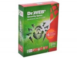 Программное обеспечение Dr.Web Security Space