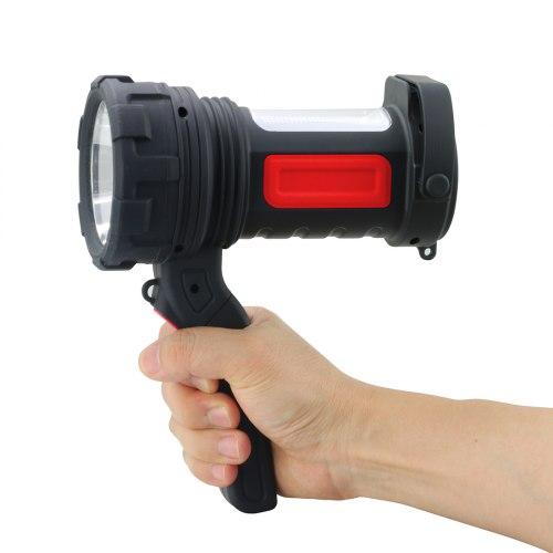 Прожекторный + кемпинг фонарь светодиодный, Camelion, S32-3R6PCB, 230 lm