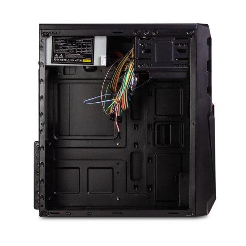 Компьютерный корпус, Delux, DLC-DW701PS+блок
