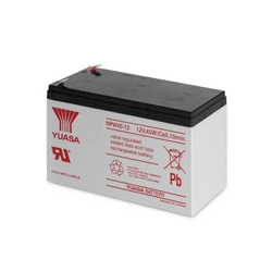 Батарея, Yuasa, NPW 45-12, Свинцовая-кислотная 12B 9 Ач, размер в мм.: 151*65*94 Yuasa Yuasa